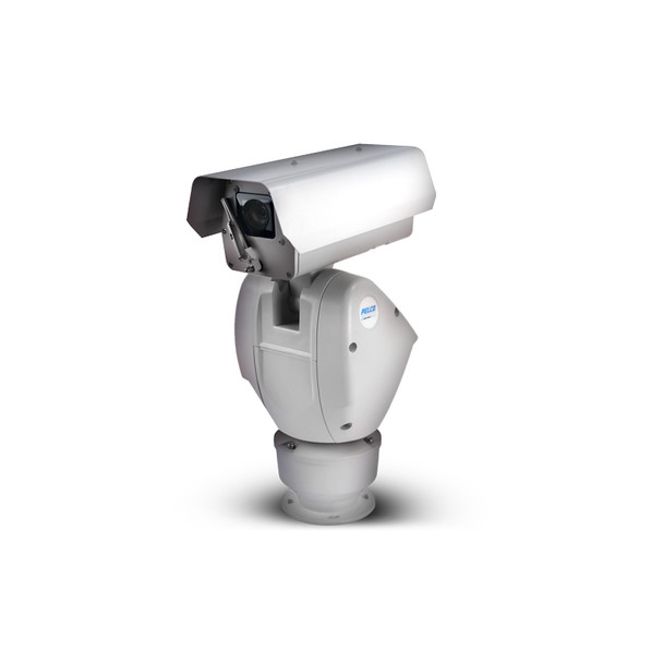 Pelco ES6230-12P 2MP Outdoor PTZ IP Security Camera with Pressurized & Wiper, HPoE, 24 VAC, 48 VDC