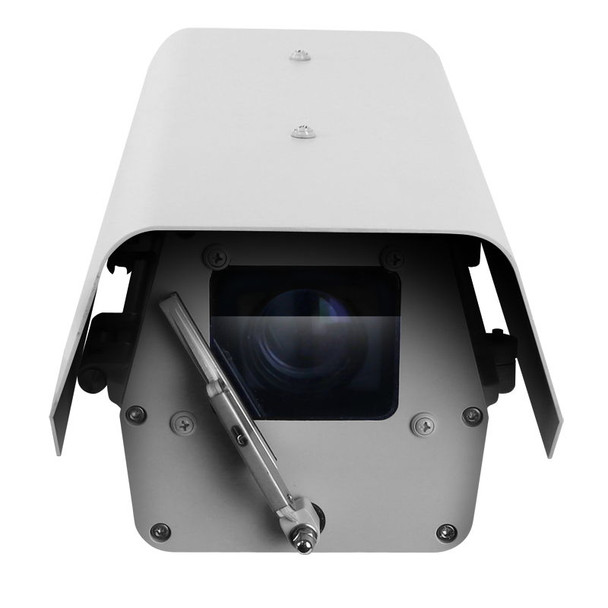Pelco ES6230-12P-R2 2MP IR Outdoor PTZ IP Security Camera with Pressurized & Wiper, 48 VDC