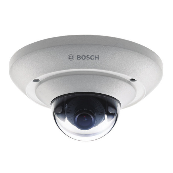 Bosch NUC-51051-F2 5MP Outdoor Micro Dome IP Security Camera with 2.5mm Fixed Lens
