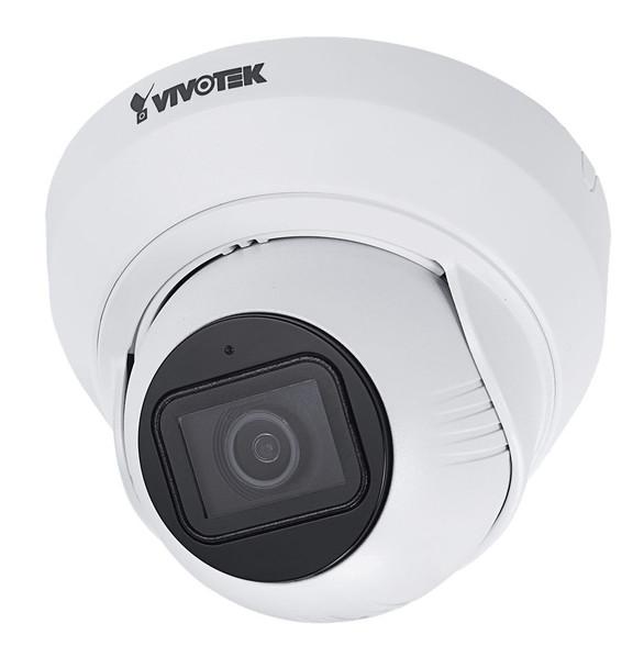 Vivotek IT9389-HT 5MP IR H.265 Outdoor Turret IP Security Camera - Built-in mic