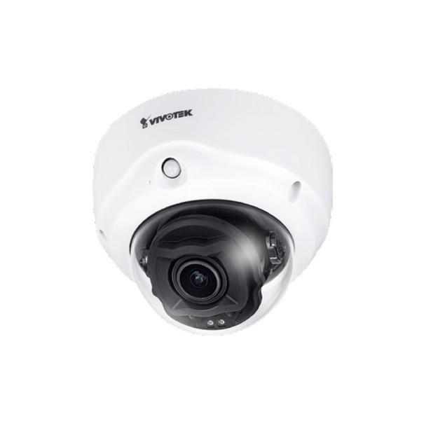 Vivotek FD9187-HT 5MP H.265 IR Indoor Dome IP Security Camera with Motorized Lens