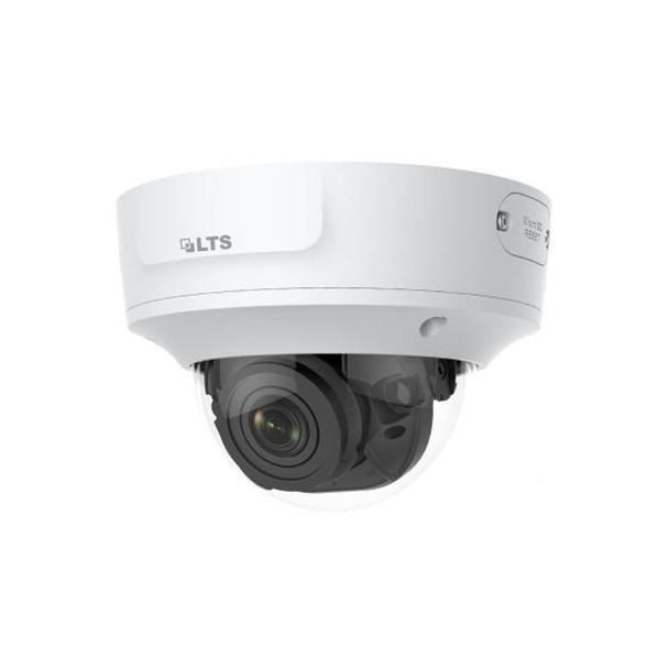 LTS CMIP7283NW-SZ 8MP IR H.265 Outdoor Dome IP Security Camera