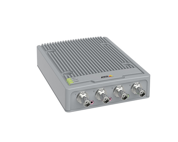 AXIS P7304 4-Channel Video Encoder with HD Analog Support 01680-001