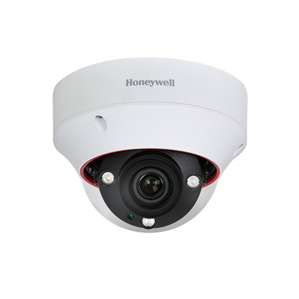 Honeywell H4W2GR2 2MP WDR IR Rugged Dome IP Security Camera