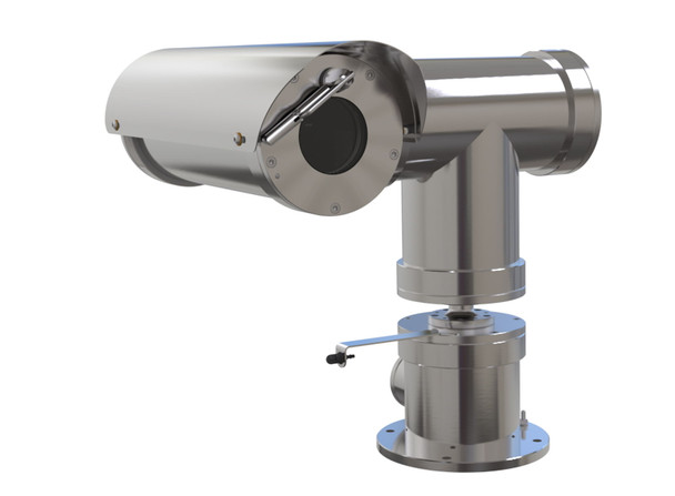 AXIS XP40-Q1765 UL -50C Explosion-Protected PTZ IP Security Camera 01113-001