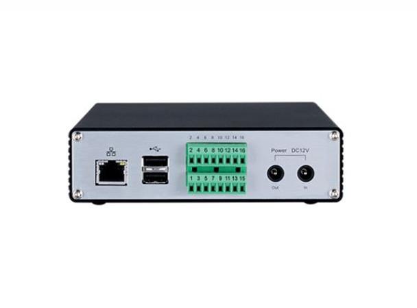 Geovision GV-VS2401 4 Channel H.264 Combo 1080p HD Video Encoder 84-VS24010-001U