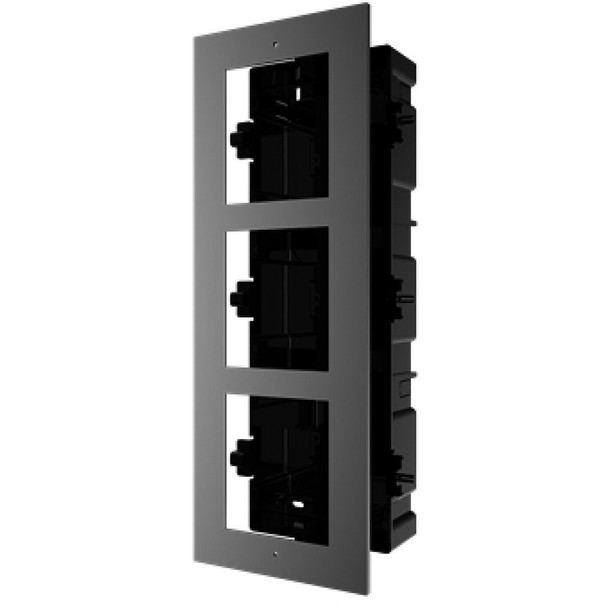 LTS LTH-M201-3F 3 Module Frame Flush Mount