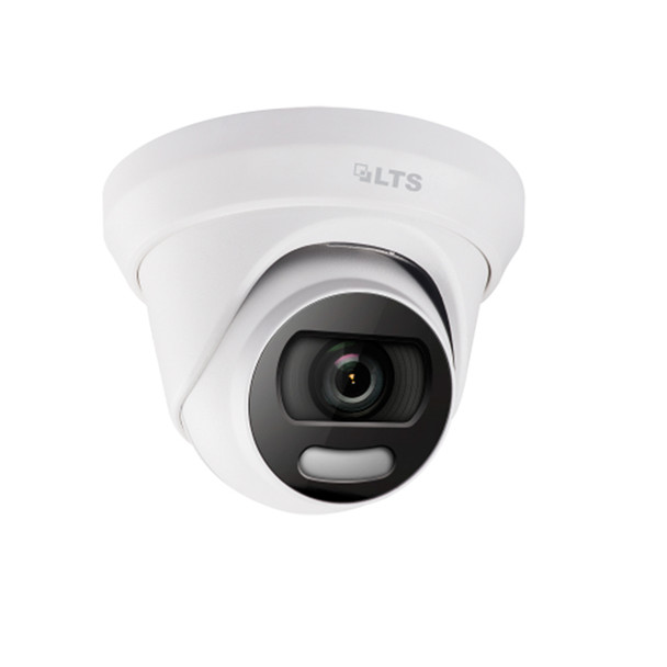 2 Megapixel InfraRed for Night Vision Outdoor Turret HD CCTV Security Camera, Weatherproof, 2.8mm Fixed Lens, CMHT1722W-28CF