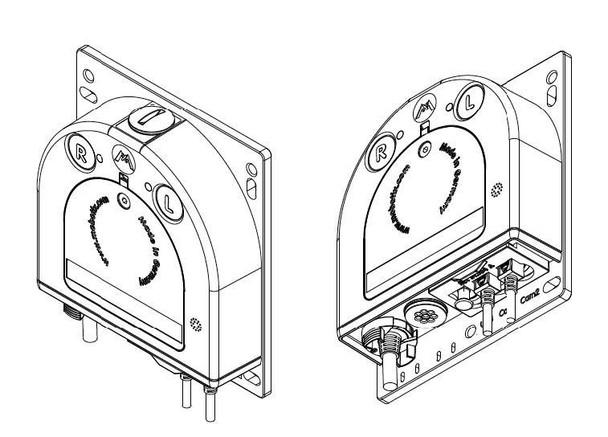 Mobotix Mx-S16B-S3 S16 Camera Module with 1x Mx-O-SMA-S-6D016 and 1x Mx-O-SMA-S-6N016