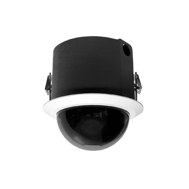 Pelco S6230-FWL1 2MP Indoor PTZ Dome IP Security Camera with 30x Optical Zoom - In-ceiling, Clear