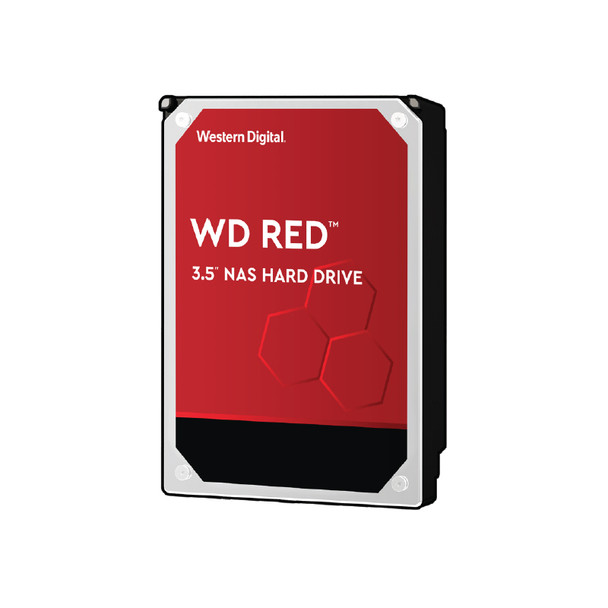 Western Digital WD80EFAX 8TB WD Red NAS Hard Drive