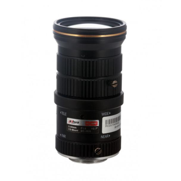 Dahua PFL0550-E6D 6MP 5 mm to 50 mm Vari-focal Lens