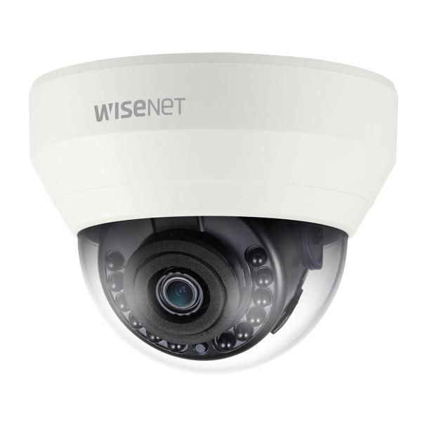Samsung Hanwha HCD-6020R 2MP IR Indoor Dome HD CCTV Security Camera