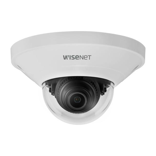 Samsung Hanwha QND-6021 2MP H.265 Indoor Dome IP Security Camera (Q mini Series)