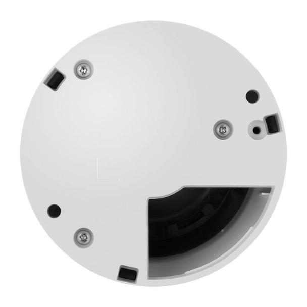 Samsung Hanwha QND-8030R 5MP H.265 IR Indoor Dome IP Security Camera with 6mm Fixed Lens