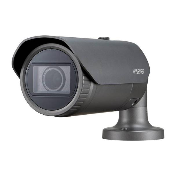 Samsung Hanwha QNO-8080R 5MP H.265 IR Outdoor Bullet IP Security Camera