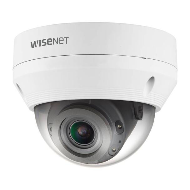 Samsung Hanwha QNV-8080R 5MP H.265 IR Outdoor Dome IP Security Camera