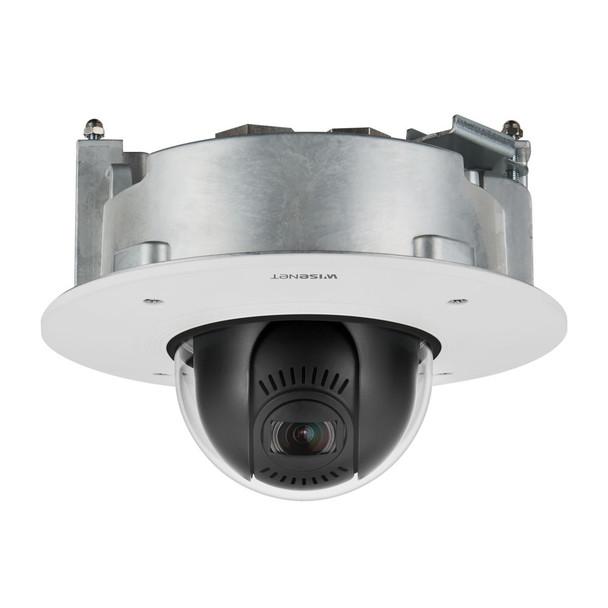 Samsung Hanwha XND-6081FZ 2MP H.265 Dome IP Security Camera