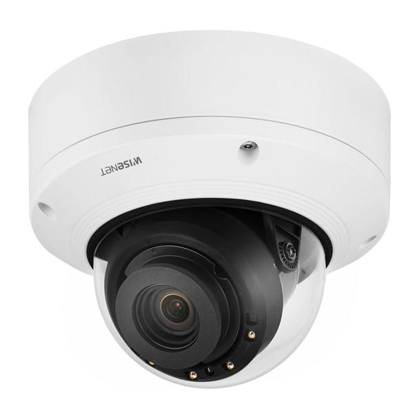 Samsung Hanwha XND-8081RV 5MP H.265 IR Dome IP Security Camera