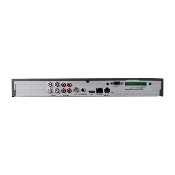 Samsung Hanwha HRX-421 4 Channel Pentabrid Digital Video Recorder - No HDD included