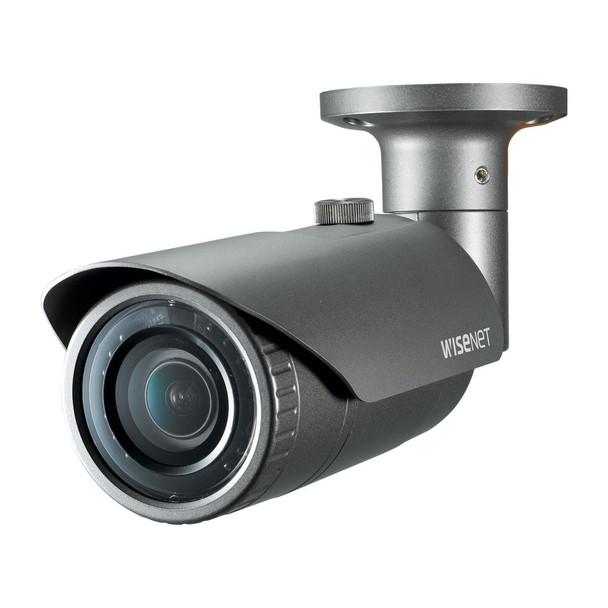 Samsung Hanwha LNO-6072R 2MP IR Outdoor Bullet IP Security Camera