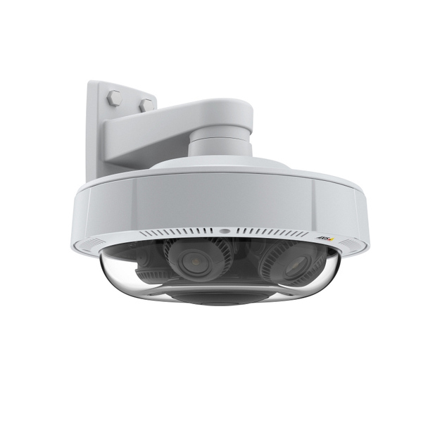 AXIS P3719-PLE IR 360 degree Multidirectional IP Security Camera 01500-001