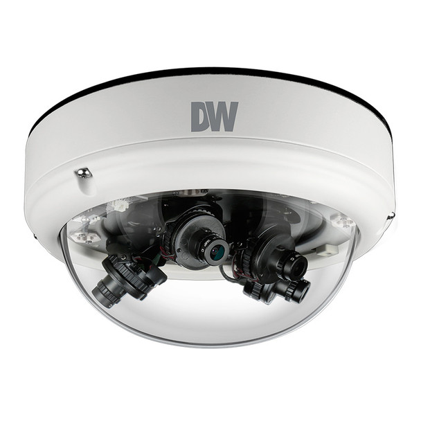 Digital Watchdog DWC-VS753WT2222 8MP 4K Multi-sensor HD Analog Security Camera with Starlight Flex