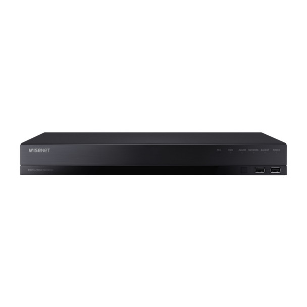 Samsung Hanwha HRX-820-8TB 8 Channel Pentabrid Digital Video Recorder - 8TB HDD included