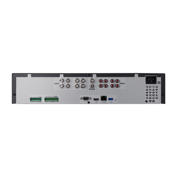 Samsung Hanwha HRX-821-4TB 8 Channel Pentabrid Digital Video Recorder - 4TB HDD included