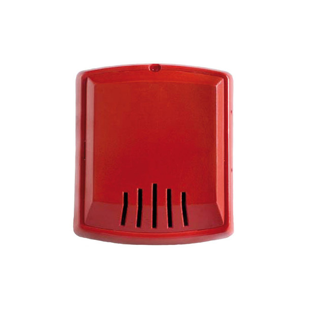 Bosch W-HNR Wall-mount Horn (Two-wire, 12/24 V, red)