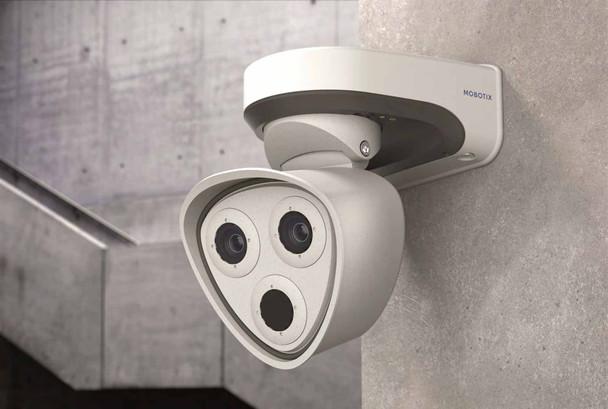 Mobotix Mx-M73A-RJ45 4K Outdoor IP Security Camera (Body only) with Mobotix 7 Platform