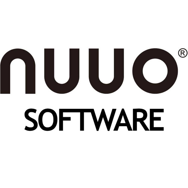 Nuuo NT-TITAN-UP-36 36 Channel IP License