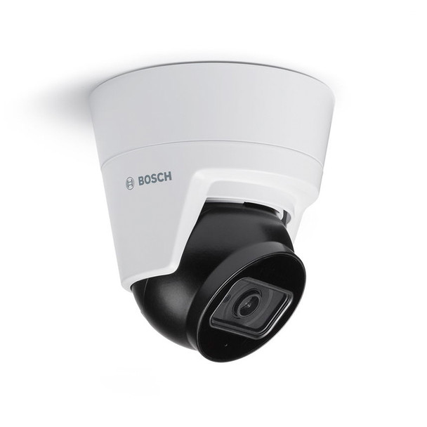 Bosch NTV-3502-F02L 2MP IR H.265 Indoor Turret IP Security Camera with 2.3mm Lens