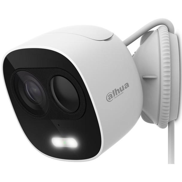 Dahua IPC-C26EN 2MP H.265 Wireless Mini IP Security Camera with Active Alarm and PIR Detector
