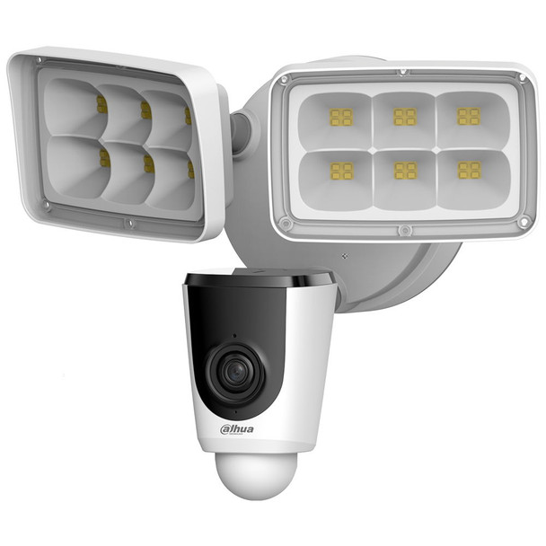 Dahua IPC-L26N 2MP H.265 WiFi IP Security Camera with Active Alarm Floodlight and PIR Detector