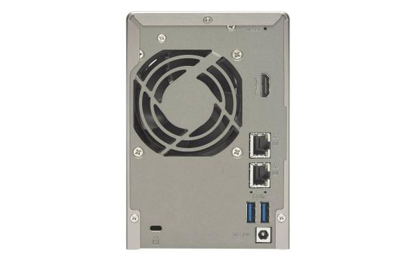 QNAP VS-2308-US 2-bay High Performance NVR for SMB & SOHO