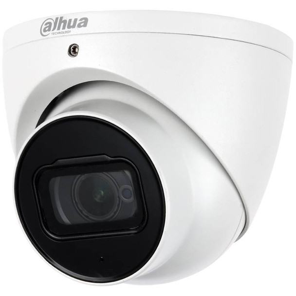 Dahua N45DJ62 4MP IR Starlight+ Outdoor Eyeball IP Security Camera with ePoE and  2.8mm Fixed Lens