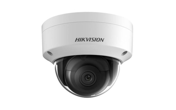 Hikvision DS-2CD2185FWD-IS 8MM 8MP IR H.265 Outdoor 4K Dome IP Security Camera with Audio I/O