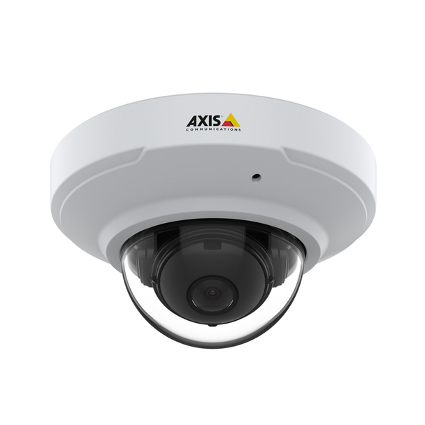 AXIS M3075-V 2MP H.265 Indoor Mini Dome IP Security Camera with HDMI output and Built-in microphone - 01709-001