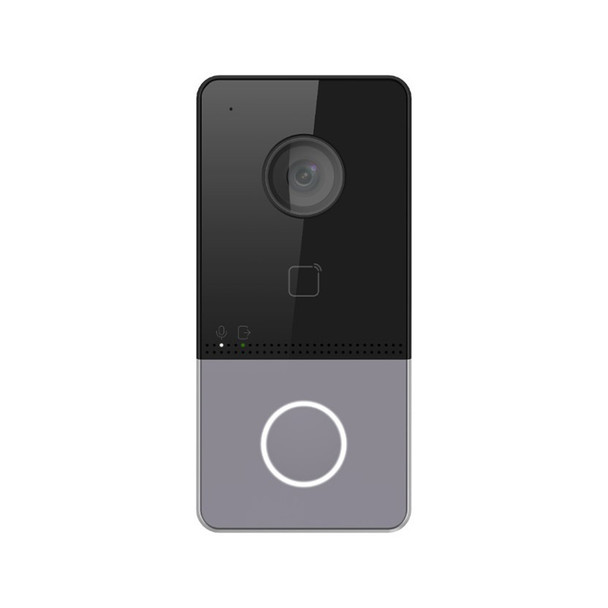 LTS LTH-301M-WIFI PoE Commercial Doorbell with Card Reader and 2MP Camera