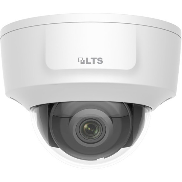 LTS CMIP7382W-28SH 8MP 4K IR H.265 Indoor Dome IP Security Camera