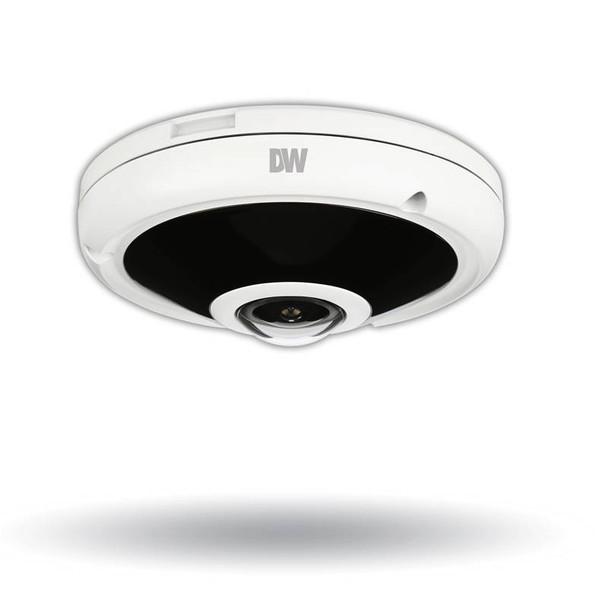 Digital Watchdog DWC-PVF5M1TIRC2 5MP IR Outdoor CaaS Fisheye IP Security Camera with 256GB Storage