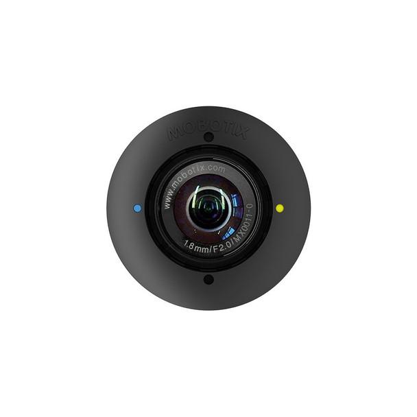 Mobotix MX-O-SMA-S-6L061-b 6MP B061 Lens Night Sensor Module, LPF, Black