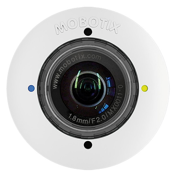 Mobotix MX-O-SMA-S-6L041 6MP B041 Lens Night Sensor Module, LPF, White