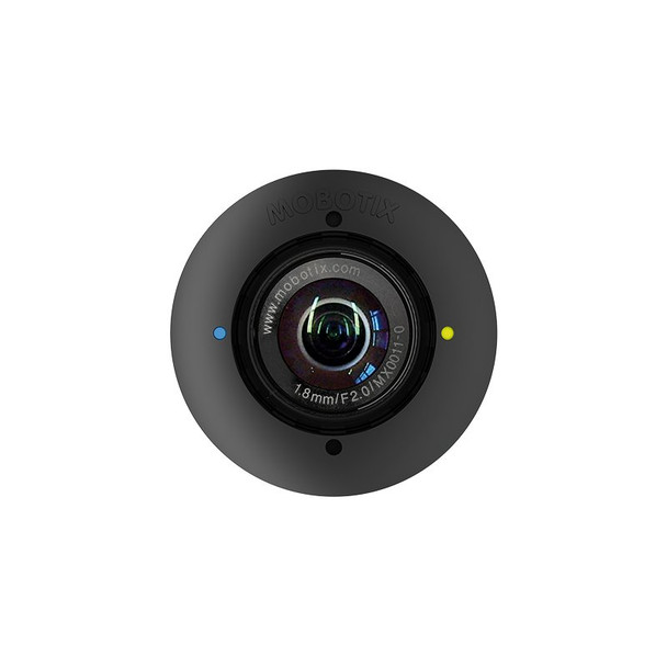 Mobotix MX-O-SMA-S-6N237-b 6MP B237 Lens Night Sensor Module Black