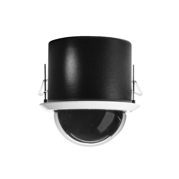 Pelco SD530-F0 740TVL Indoor PTZ CCTV Analog Security Camera with Smoked Dome and 30x Zoom