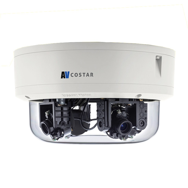 Arecont Vision AV20476RS 20MP H.265 Outdoor Multi-sensor IP Security Camera