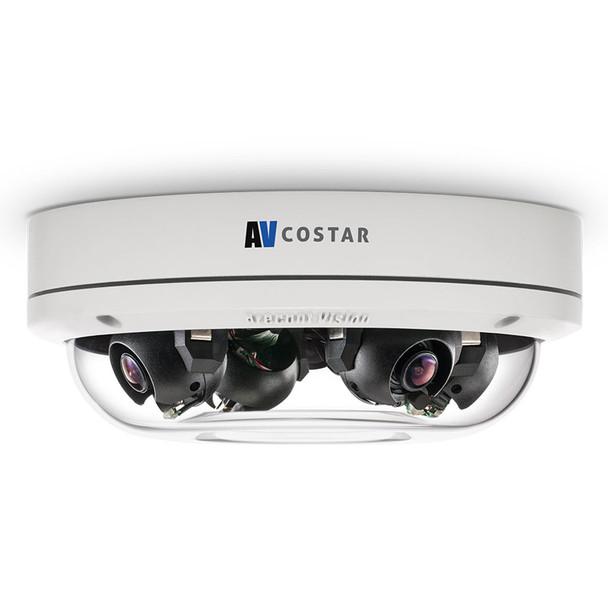 Arecont Vision AV20476DN-28 20MP H.265 Outdoor Multi-sensor IP Security Camera