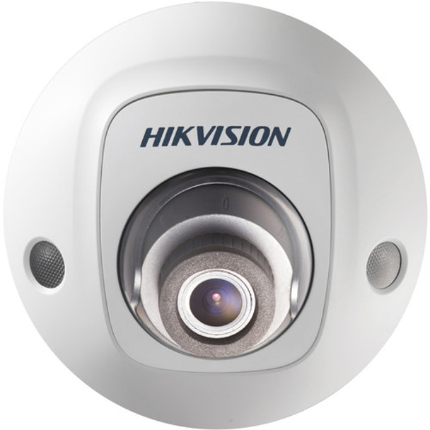 Hikvision DS-2CD2545FWD-IS 2.8MM 4MP IR H.265 Outdoor Mini Dome IP Security Camera with Built-in Microphone