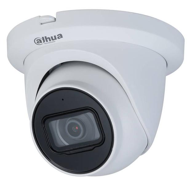 Dahua N42BJ62 4MP IR H.265+ Outdoor Eyeball IP Security Camera with Built-in Microphone